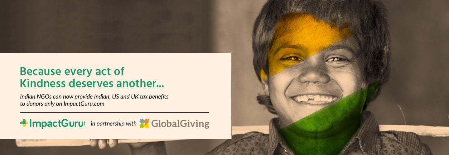 Indian NGOs Give Tax Receipts to US, UK Donors via GlobalGiving