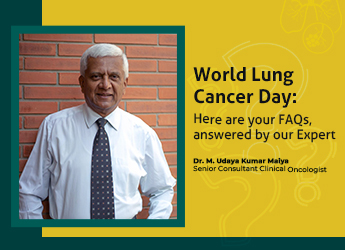 World Lung Cancer Day Special: Know from the Expert