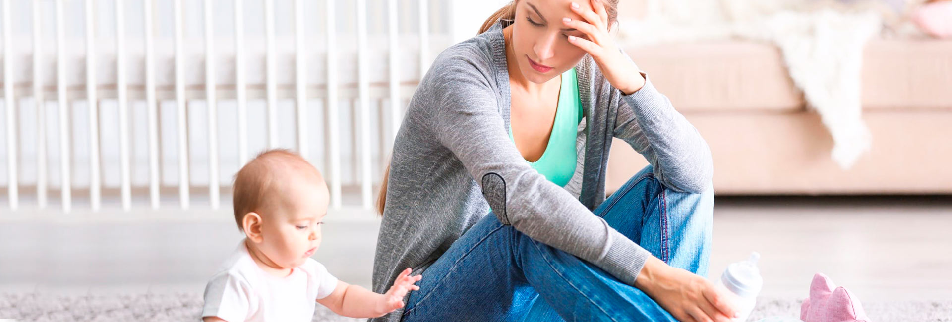 Postpartum Depression: What it is and why you shouldn't ignore it