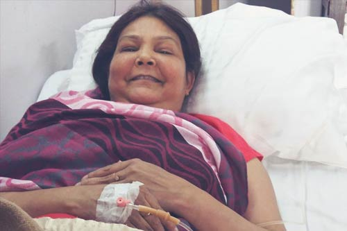 Puja Received a Liver Transplant with the Kind Support of 394 Donors