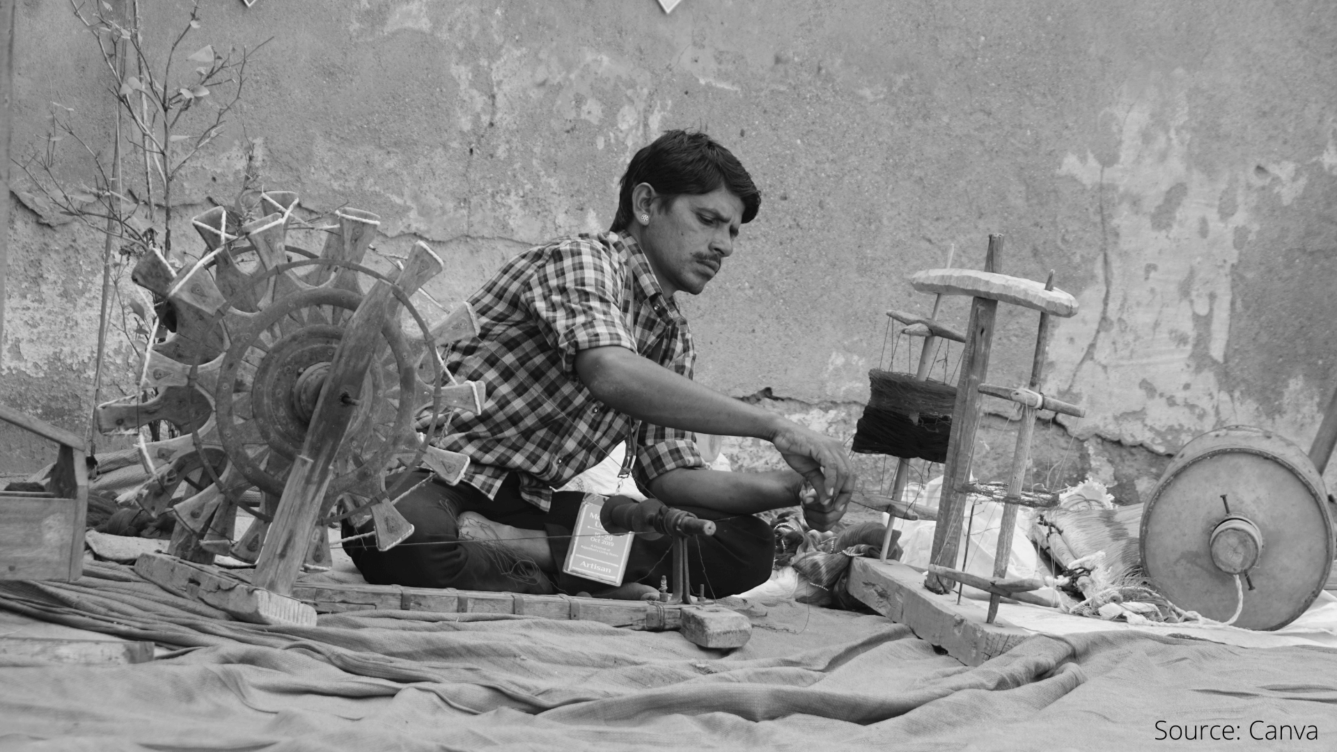 A Reminder To Support The Local Artisans And Businesses In India