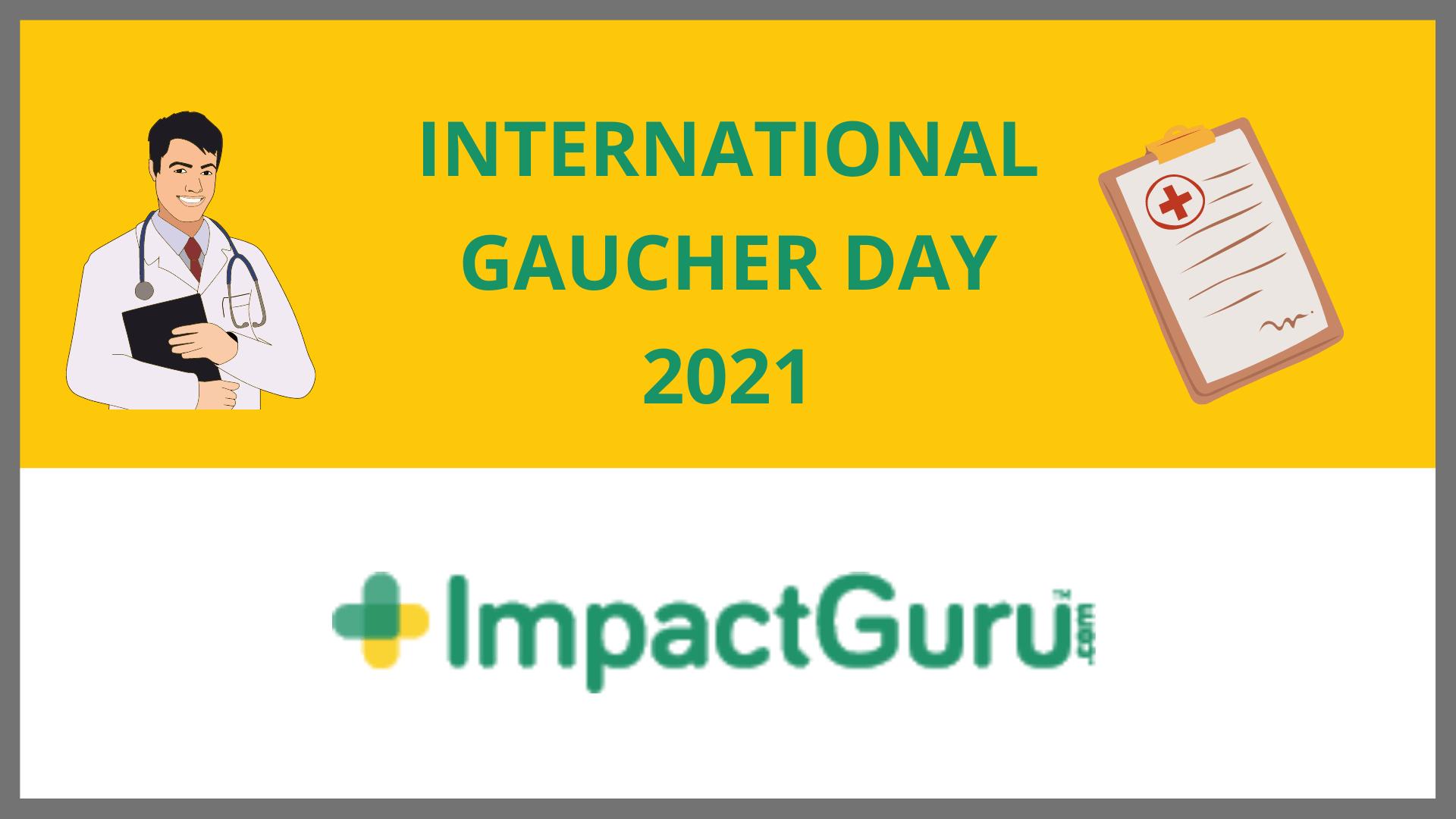 International Gaucher Day - The Strange Effect of Gaucher Disease